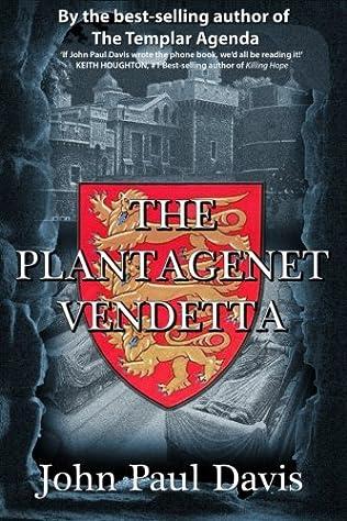 book cover of The Plantagenet Vendetta