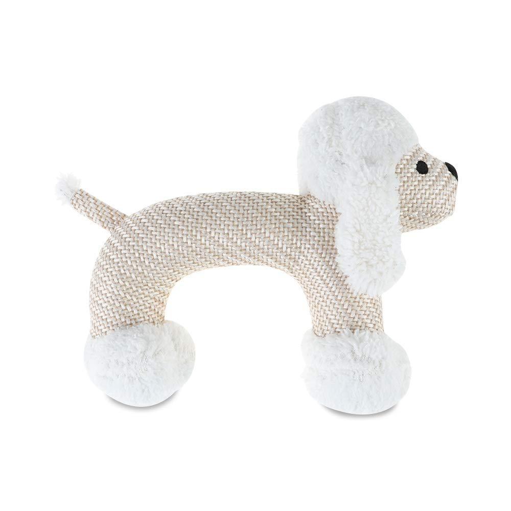 Sheep neaverler Juguete Interactivo para Mascotas Elefante Felpa Terciopelo Voz Mascota Perro mordedor Juguete.