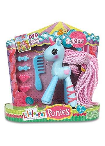Lalaloopsy Ponies- Skyblue