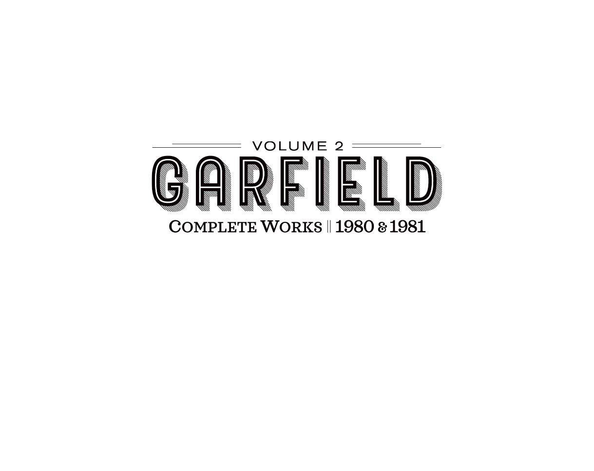 Garfield Complete Works 2. 1980 - 1981: Amazon.es: Jim Davis: Libros en idiomas extranjeros