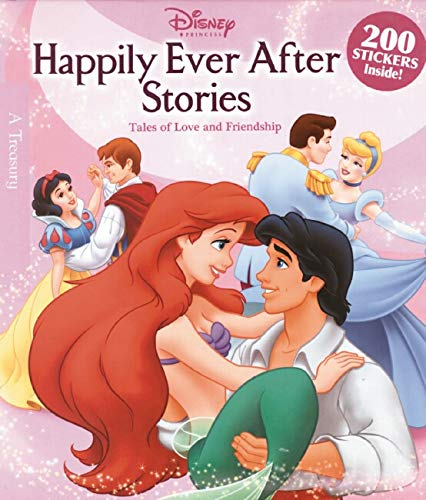 Happily Ever After Stories  Disney Princess  Disney Press Unnumbered