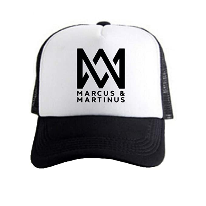 a81e8d65b3ca82 WEEKEND SHOP Marcus and Martinus Cap Men Women Snapback Baseball ...