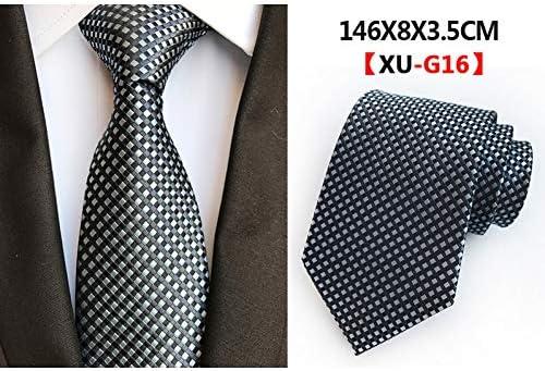WOXHY Nuevo Diseño Floral Corbata Novio Caballero Lazos Hombres ...
