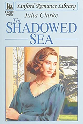book cover of The Shadowed Sea