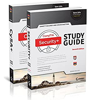 Amazon com: CompTIA CySA+ Study Guide: Exam CS0-001 (Packaging may