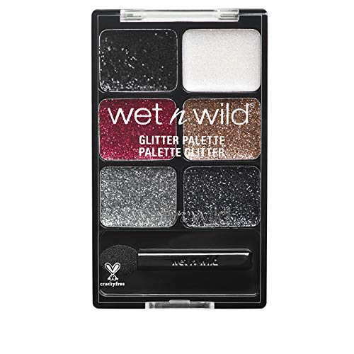 Wet N Wild Cosmetics Halloween (wet n wild Fantasy Makers Glitter Palette, Heavy)