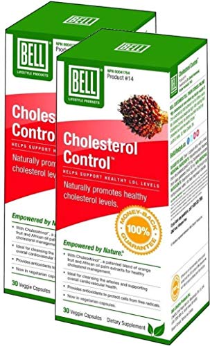 Bell Cholesterol Control (300 mg - 30 Caps) 2-Pack -