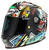 Suomy SR Sport Dovi Blue Helmet size Medium