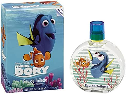 Disney Finding Dory for Kids Eau De Toilette Spray, 3.4 Ounce