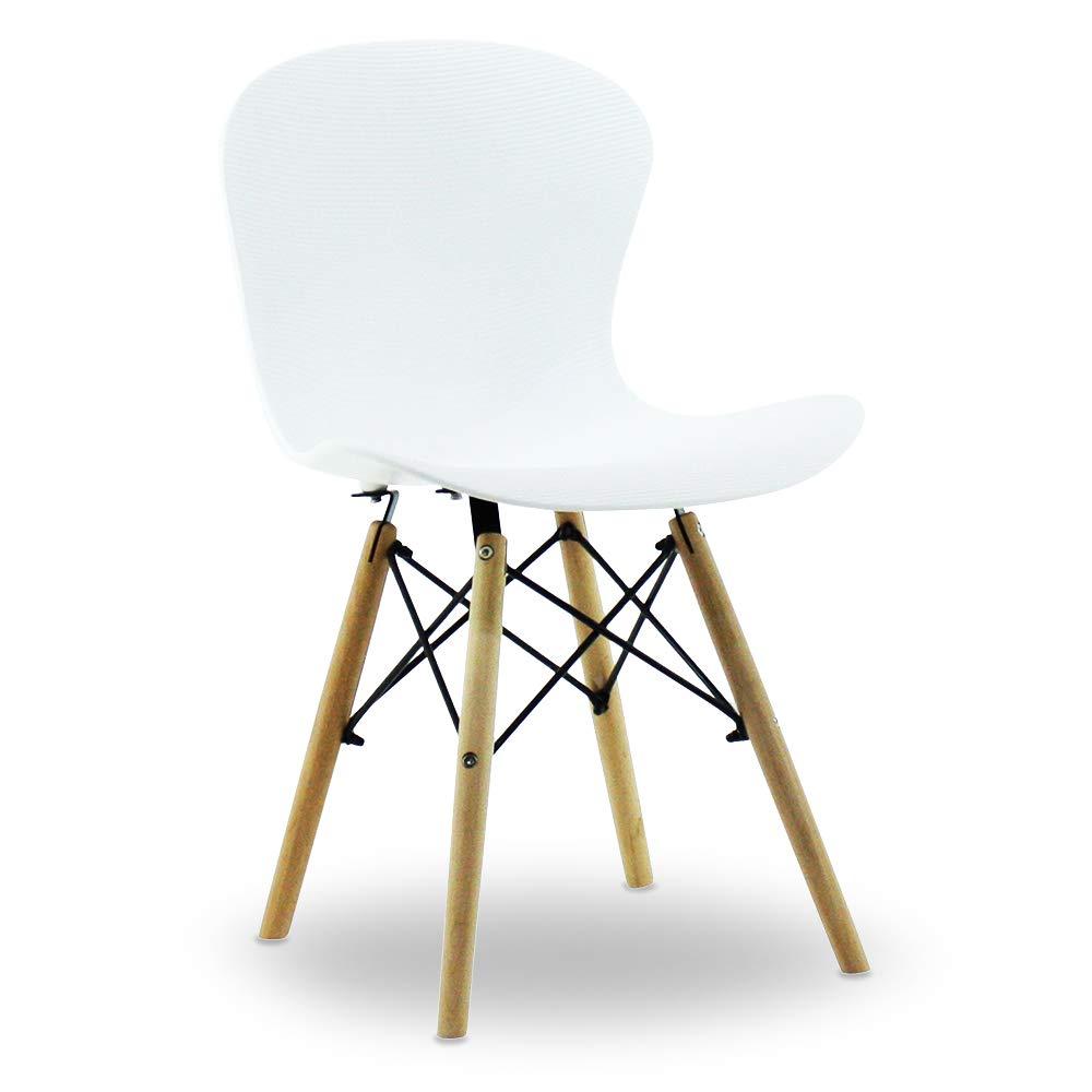P & N Homewares® - Alessia silla Eiffel de plástico ...