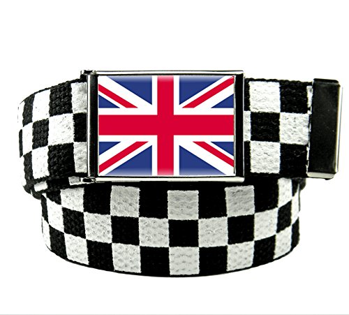union jack belt buckle - 7