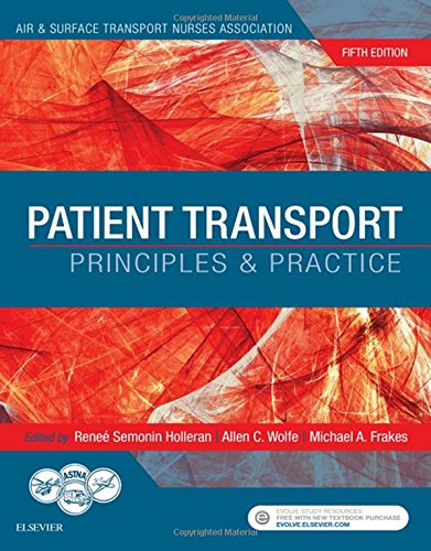 Patient Transport: Principles and Practice, 5e by Mosby