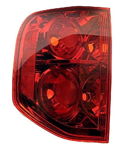 2003 - 2005 Honda Pilot Driver Taillight Taillamp NEW 33551S9VA01 HO2800154 Many