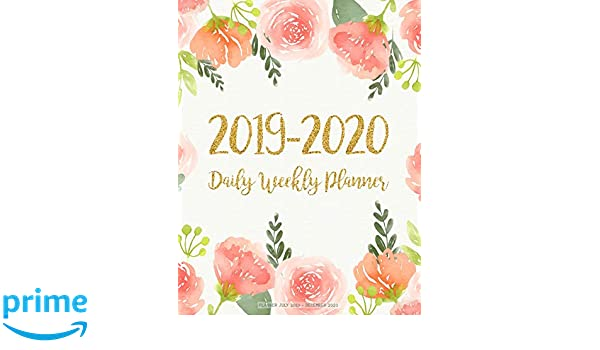 Planner July 2019 - December 2020: 2019-2020 2 Year Daily ...