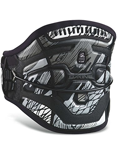 DaKine Unisex Pyro Kite Harnesses,Black,L (Dakine Seat Harness)