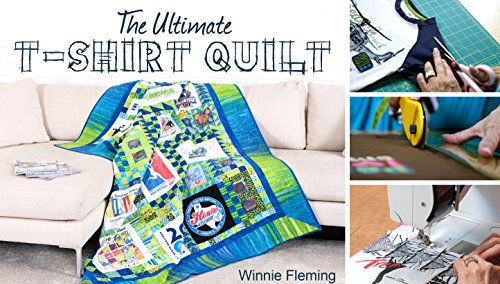 The Ultimate T-Shirt Quilt - The Eye That Meets More Than