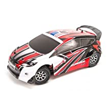 WLToys A949 Vortex 4WD Rally Car, 1:18 scale, up to 50km/h, with Fully Proportional Speed & Steering, High Speed, 2.4GHz Remote/Receiver (Red or Blue ships random)