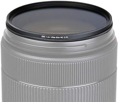 C-PL for Olympus 70-300mm f//4-5.6 Zuiko ED Multicoated Circular Polarizer 58mm Multithreaded Glass Filter
