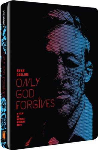 Only God Forgives - Limited Edition Steelbook [Blu-ray] [Region B]