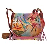 Anuschka 497 EFF Shoulder Bag