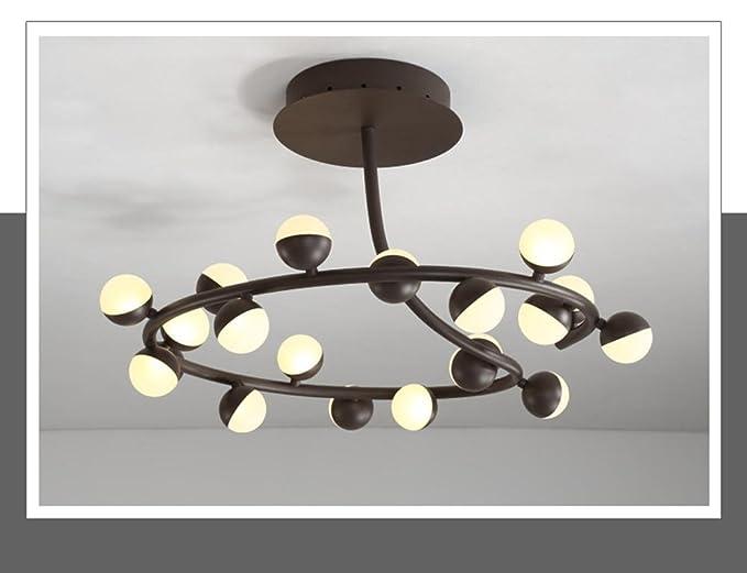 Moderne Lampen 74 : Postmodern art deckenlampen wohnzimmer beleuchtung geführt nordic