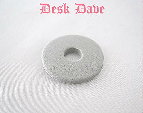 DESK DAVE'S Singer Sewing Machine Spool Cap Sponge for Futura, Fashion Mate, Stylist, Athena Sewing Machines +