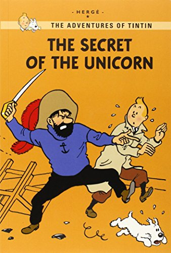 The Secret of the Unicorn (The Adventures of Tintin: Young Readers Edition) by Little, Brown Books for Young Readers
