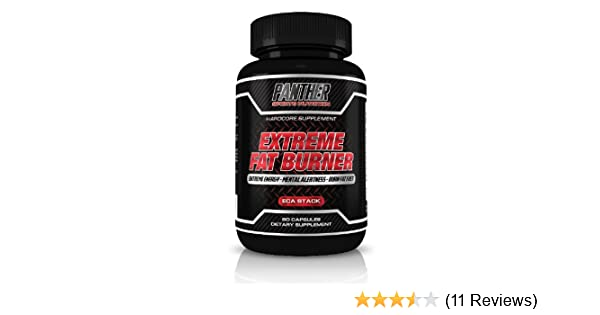 Amazoncom Eca Stack Extreme Fat Burner Lose Up To 20 Lb In 30