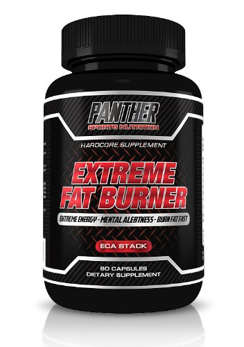 ECA Stack Extreme Fat Burner Lose up to 20 Lb in 30 -