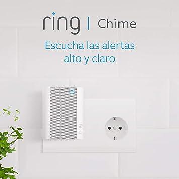 Nuevo Ring Chime Pro blanco