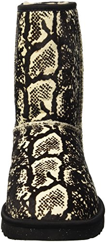 Para Mujer Snake Classic cream Exotic Botines Australia Beige Ugg Short Y4qCTaw