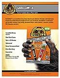 Gorilla Heavy Duty GorillaWeld Steel Bond 2-Part Epoxy