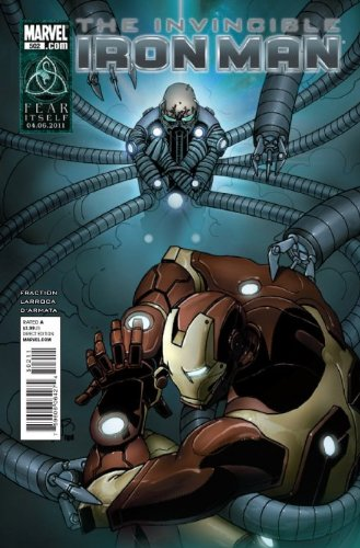 Download Invincible Iron Man Issue 502 Fix Me Part 2 The God Hammer (May 2011) ebook