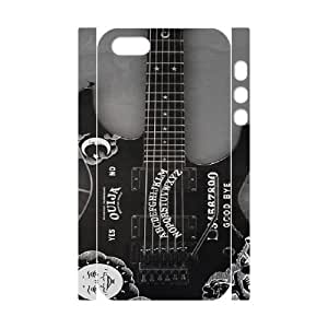 iphone 5 5s Cell Phone Case 3D kirks guitar 91INA91406354