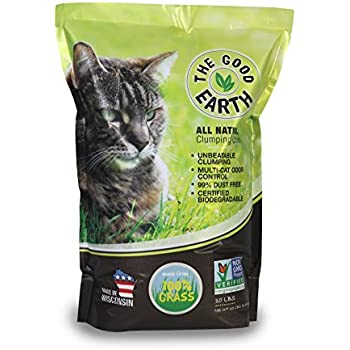 Good Earth The 6160 All Natural Litter, 10 lb