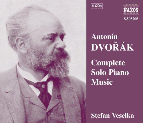 Dvorak: Complete Solo Piano Music ()