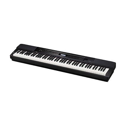 PX-350MBK - Casio: Piano digital Privia px350 Negro