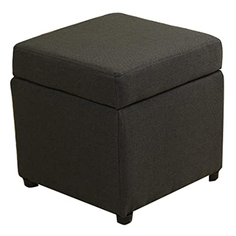 Wondrous Amazon Com Lsxiao Ottoman Storage Chest Pouffes And Andrewgaddart Wooden Chair Designs For Living Room Andrewgaddartcom