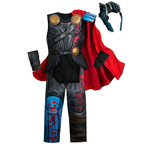 Marvel Thor Costume for Kids - Thor: Ragnarok Size (Disney Infinity Halloween Costumes)