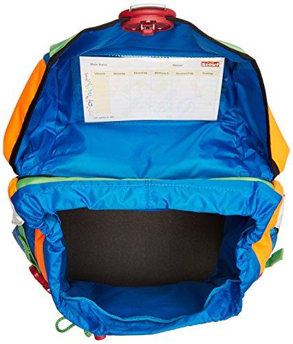 Scout Sac à Dos Enfants Jeu de l'Ecole, 40 cm, 18,8 L, Multicolore (Rouge)