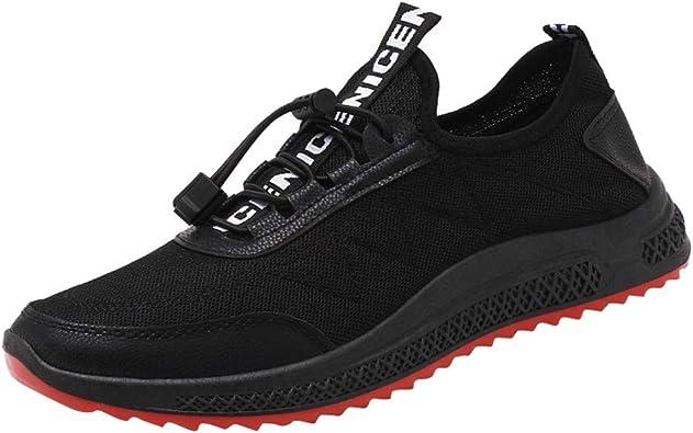 LHWY Zapatillas Deporte Running Zapatos RespirableZapatos para ...