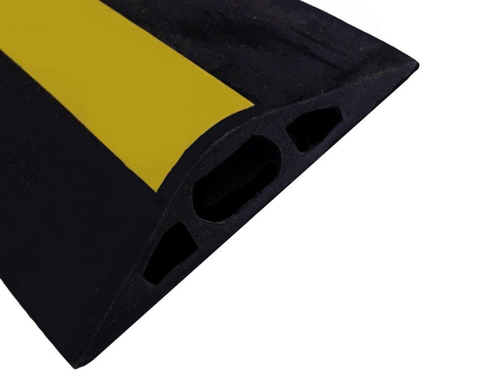 Lind Equipment RCC1105industriale Cord cover, 3m, 3/10,2cm H x 8,3cm W 3m 2cm H x 8 3cm W