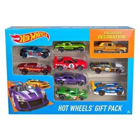 hot wheels 9 pack - 4