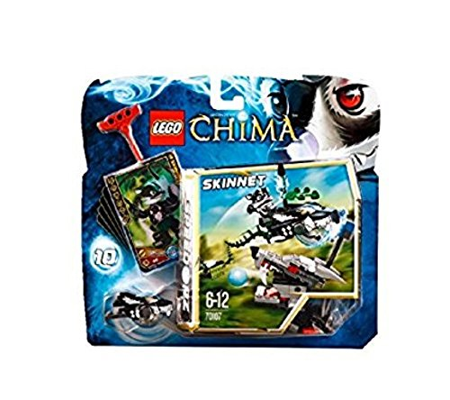 Lego Cima Skunk jump attack 70107 (japan import)