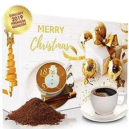 Adventskalender mit hochwertigem Kaffee 2019
