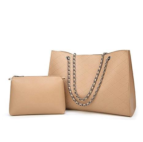 CHRRI# BAG Bolso De Cuero De La PU De Las Mujeres, Un ...