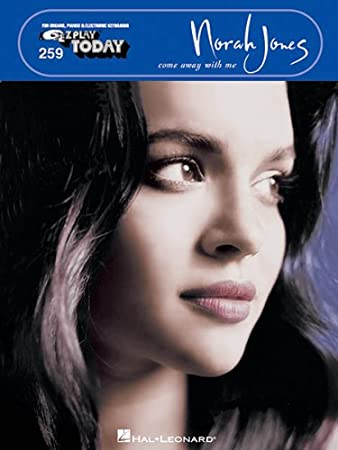 E-Z Play Today 259: Norah Jones - Come Away With Me. Sheet Music for ...