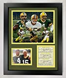 """Green Bay Packers 11"""" x 14"""" Framed Photo Collage by"""