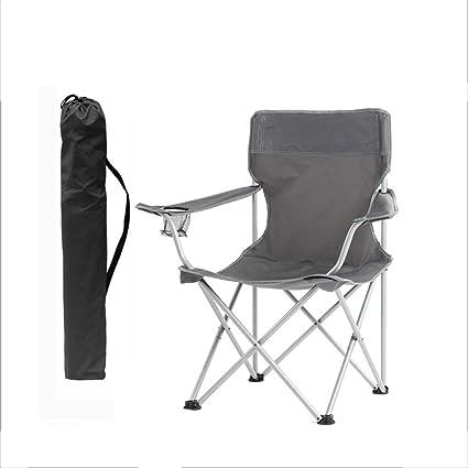 Taburete para acampar plegable portátil de luz taburete de ...
