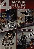 DVD : Von Ryan's Express / Tora Tora Tora / Twelve O'clock High / The Blue Max Quad Feature
